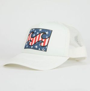 Billabong Across America Waves Trucker Hat